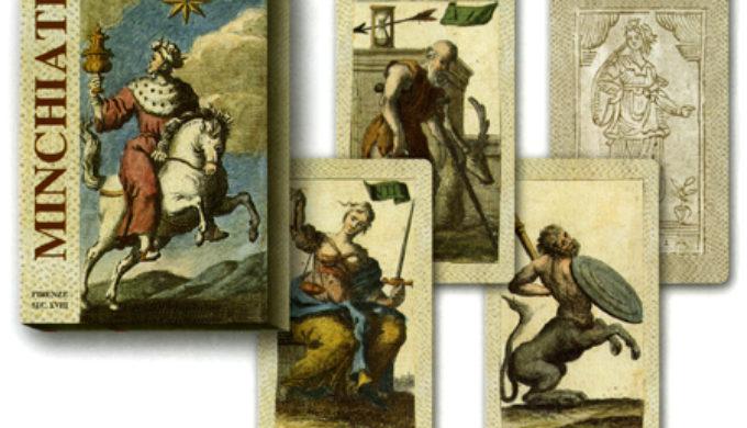 STORIA DEI TAROCCHI – Le Minchiate di Firenze e i Tarocchini di Bologna